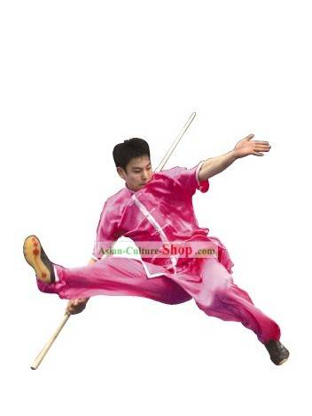 Chinese Kung Fu Clothes Complete Set