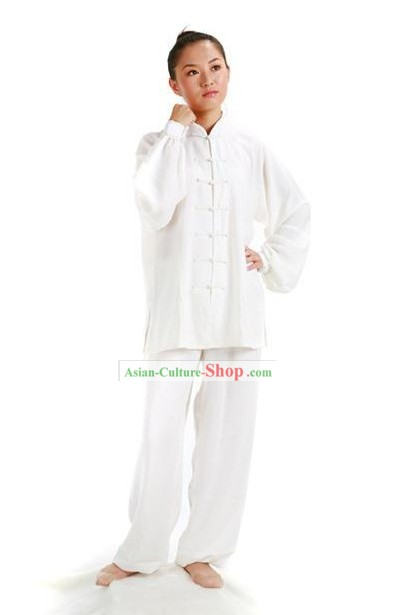 Top Cotton Kung Fu Uniform Complete Set