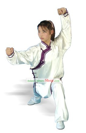 Chinese Martial Arts Uniform for Women