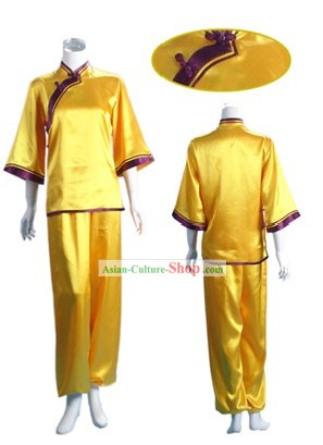 Chinese Kung Fu Clothing for Women