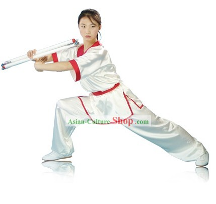 Chinese Long Fist Changquan Uniform for Women