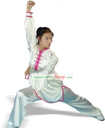 Chinese Mulan Quan Uniform for Women
