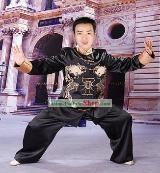 Traditional Tai Chi Kung Fu Uniform Set