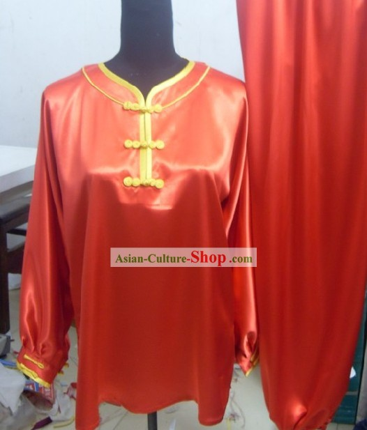Chinese Classical Mulan Quan Kung Fu Uniform