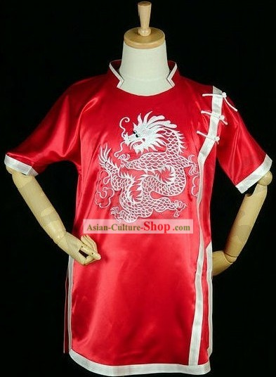 Top Chinese Kung Fu Competition Dress Complete Set