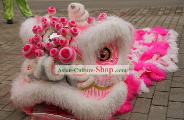 Happy Festival Celebration FUT SAN Lion Dance Costumes Complete Set