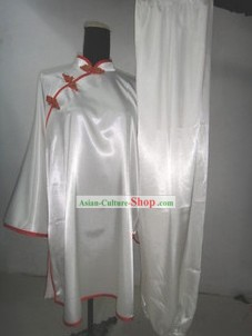 Supreme Tai Chi Silk Uniform Complete Set