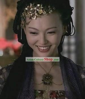 Ancient Chinese Fairy Headpiece