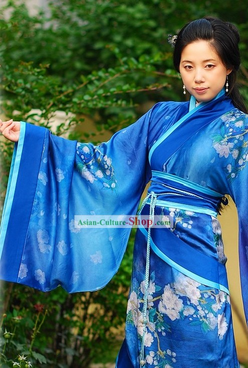 Ancient Chinese Princess Hanfu Clothing