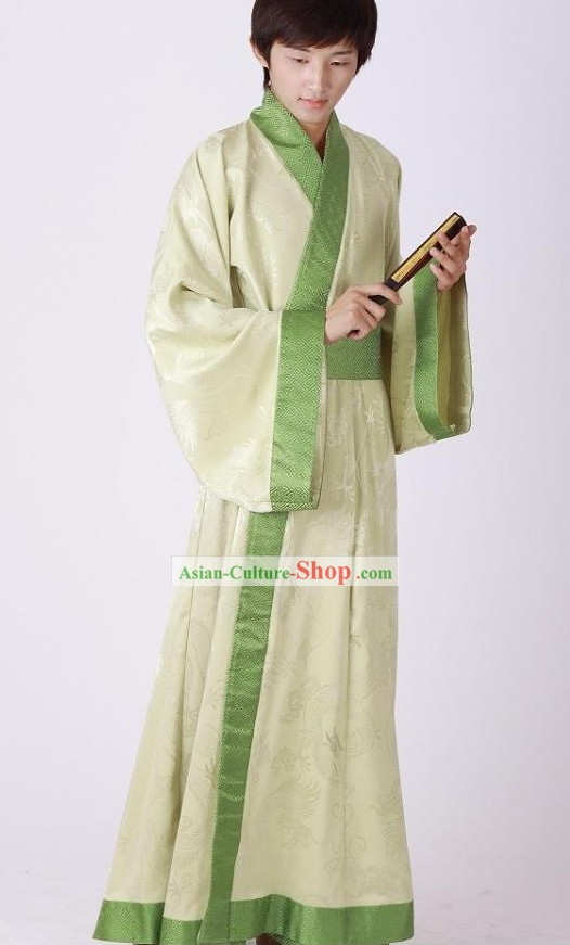 Traditional Chinese Hanfu Clothing for Men