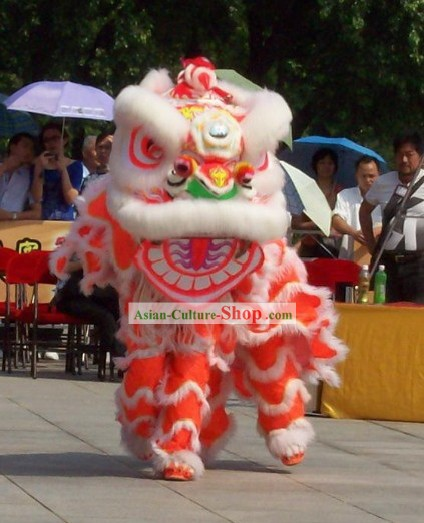 Traditional Lion Dance Costumes Complete Set