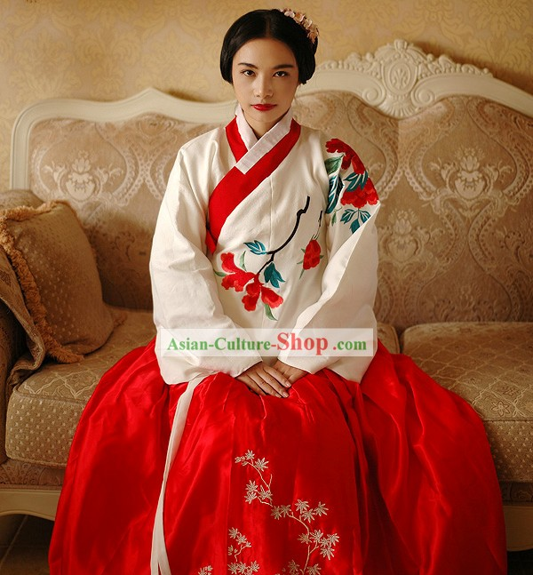 Traditional Han Chinese Clothing for Women