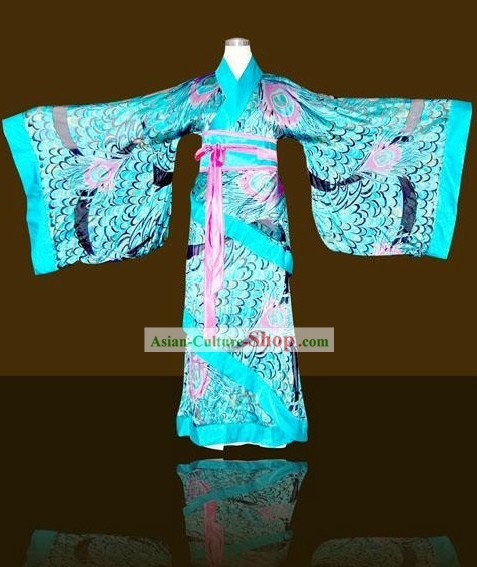 Traditional Chinese Quju Clothing for Women