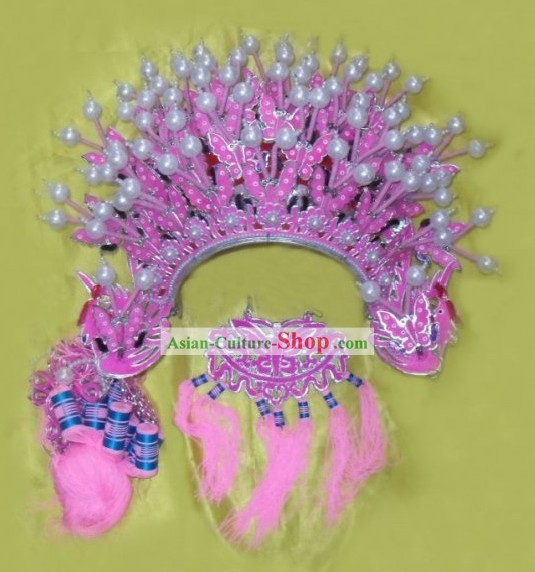 Traditional Chinese Wedding Phoenix Coronet for Brides
