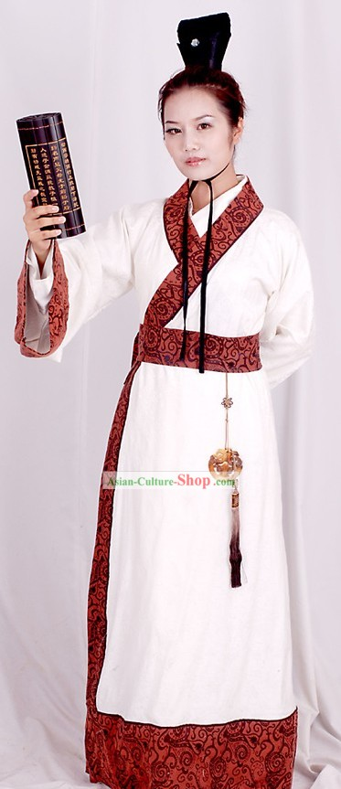 Ancient Han Chinese Clothing for Men