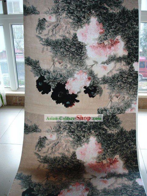 Traditional Chinese Palace Silk Fabric