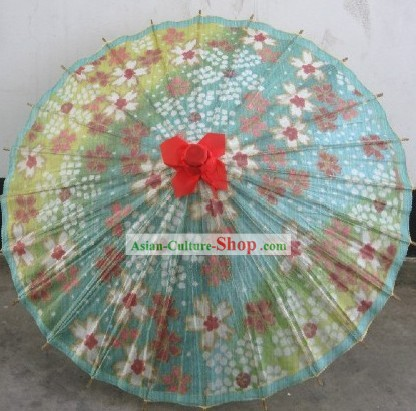 Japanese Painted Umbrella