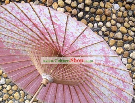 Large Japanese Hand Made Folding Umbrellas