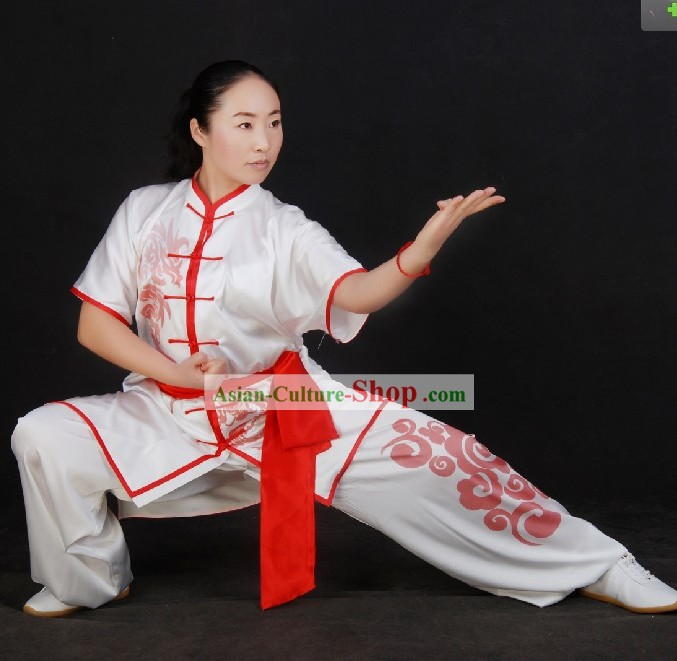 Kung Fu Competition Clothing Complete Set