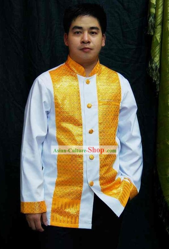 Traditional Thailand Men Shirt