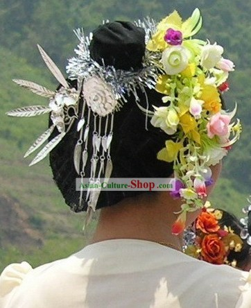 Traditional Thailand Hair Decoration Set for Women