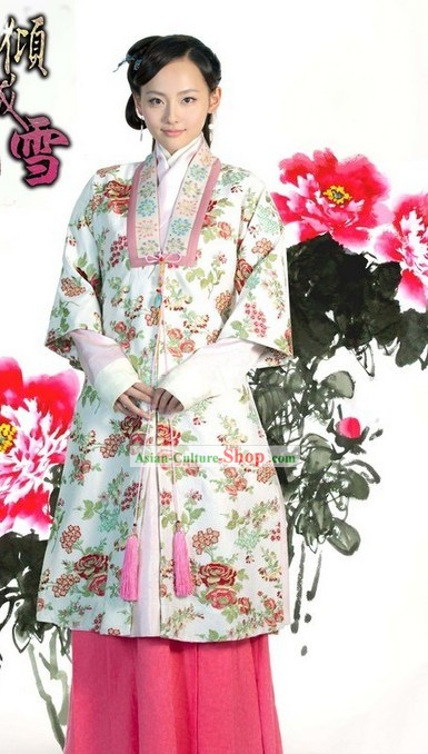 Ming Dynasty Women Dress Set