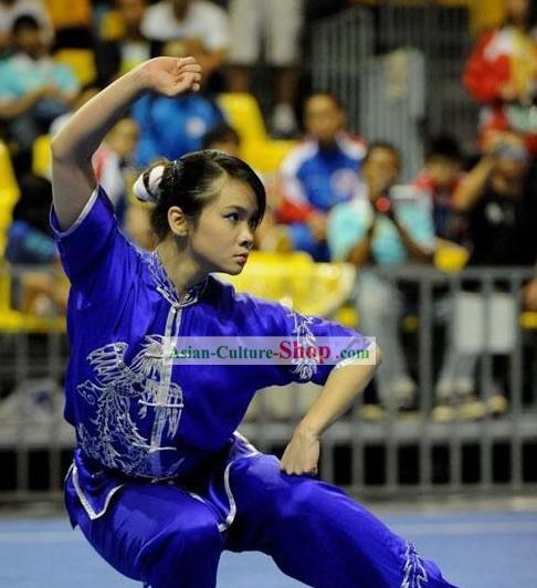 Chinese Phoenix Tai Chi Silk