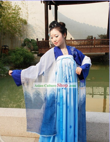 Traditional Chinese Dresses Complete Set