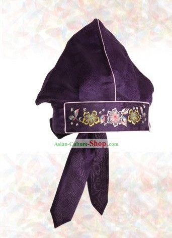 Traditional Korean Clothing Hat for Boy