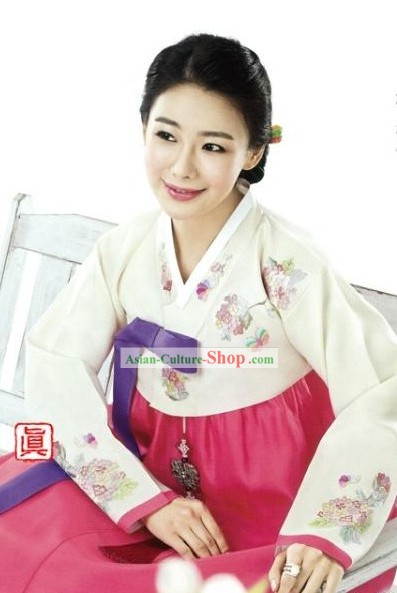 South Korean Women's Every Wear Hanbok
