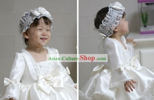 South Korean Cute Baby Birthday Clothing