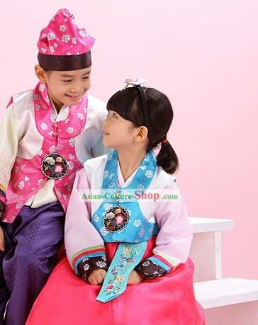 Traditional South Korean Everyday's Wear Hanbok