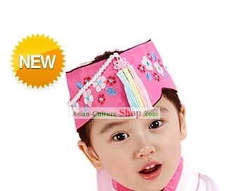 Traditional Korean Hat for Kids