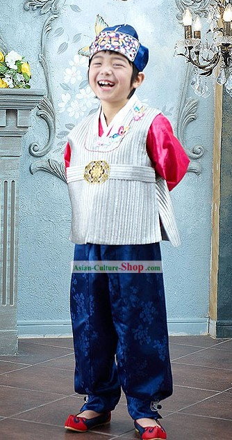 Korean Children Costumes for Boys