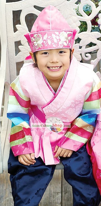 Traditional Korean Children Clothes for Boys