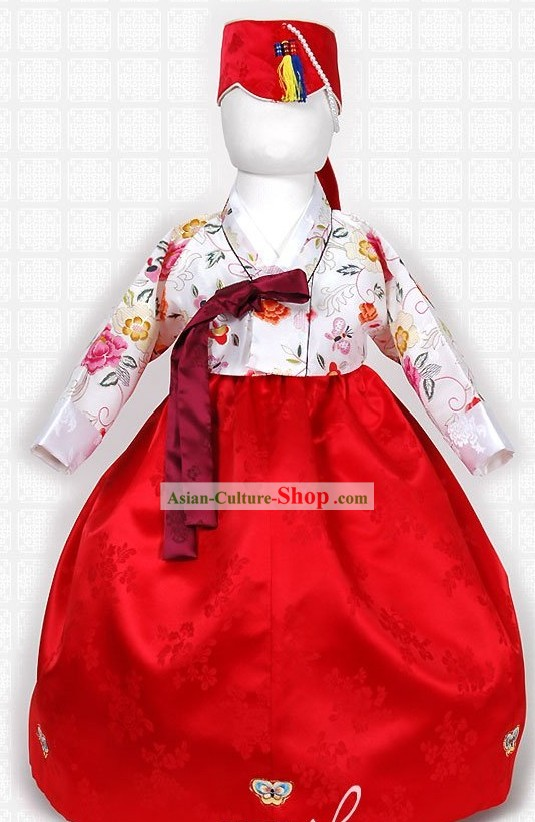 Traditional Korean Kids Hanbok
