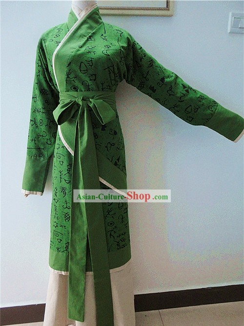 Han Dynasty Royal Qu Ju Attire for Women