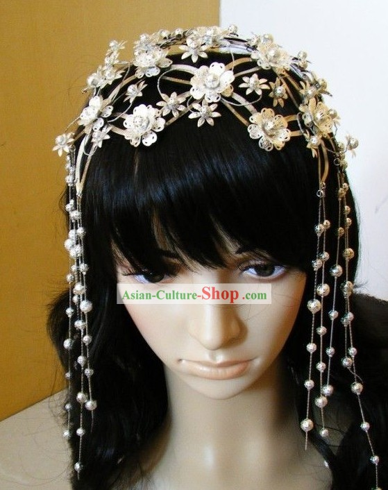 Traditional Chinese Wedding Hair Decoration Set