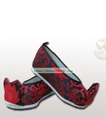 Traditional Chinese Wedding Shoes