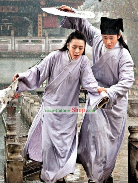 Liang Zhu Chinese Butterfly Lovers Costume