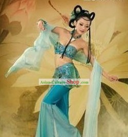 Ancient Chinese Palace Dance Costumes for Women