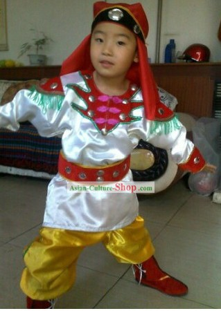 Dragon Dancer Costumes for Kids