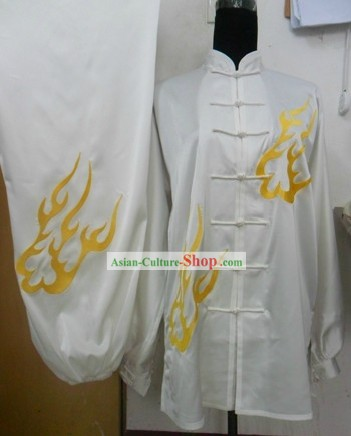 Chinese Silk Tai Chi Dress