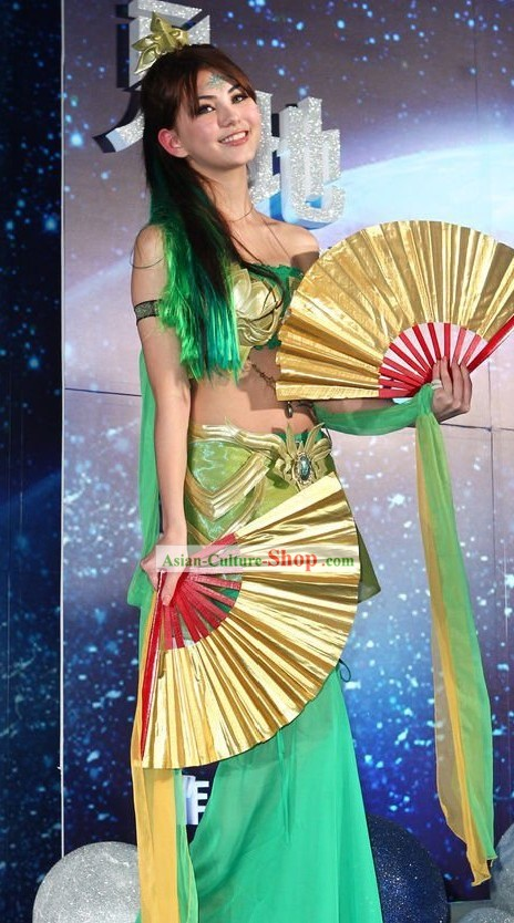 Ancient Chinese Fairy Costumes Cosplay