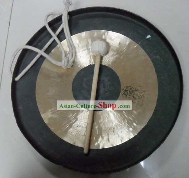 16 Inches Diameter Traditional Big Brass Gong