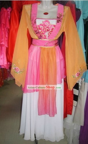 Ancient Chinese Palace Dance Costume for Women