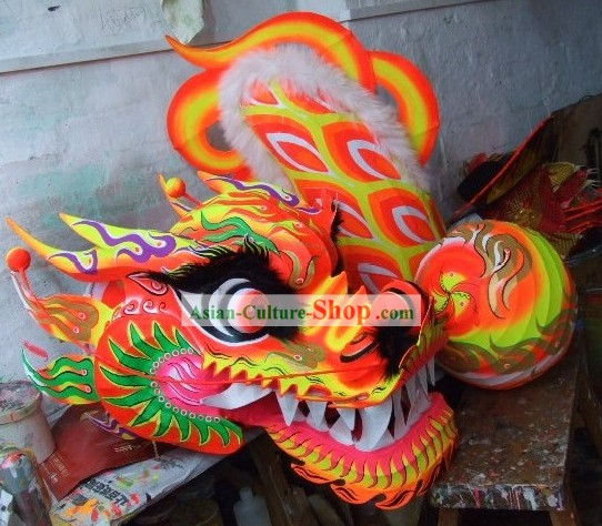 Luminous Dragon Dancing Costume Complete Set