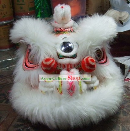Adult Size Luminescent Chinese Festival Celebration Lion Dance Costumes Complete Set
