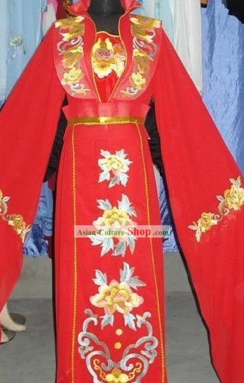 Chinese Opera Princess Dragon Costumes