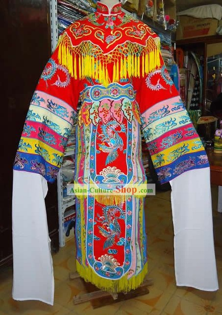 Chinese Opera Classic Embroidered Phoenix Costumes